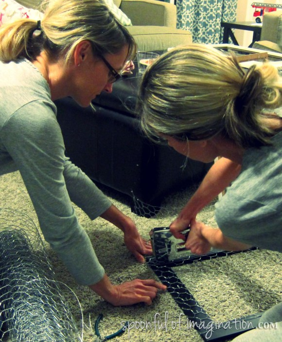 crafters teamwork