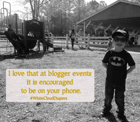 Blogger events