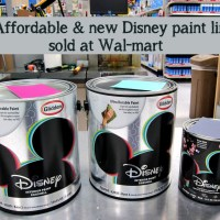 Paint That Captures the Magic and Inspiration of Disney