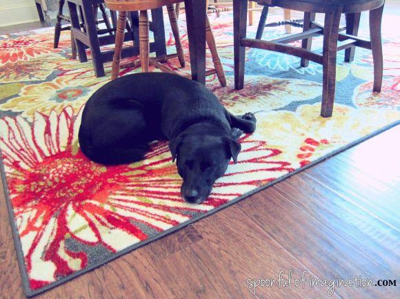 mohawk floral rug