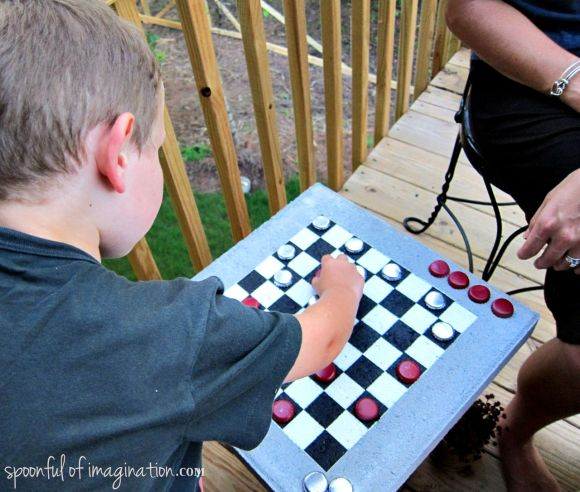 learning how to play checkers