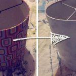 Diy Burlap Lamp Shade Spoonful Of Imagination