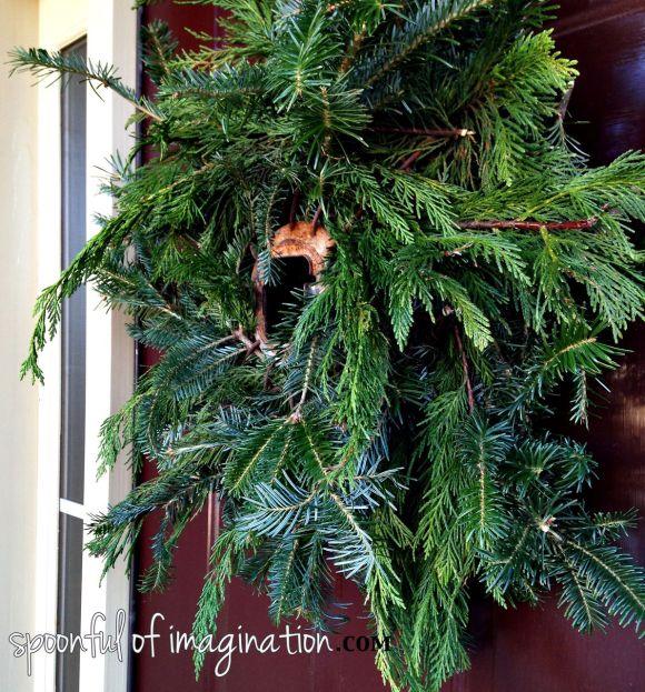 DIY_easy_christmas_wreath