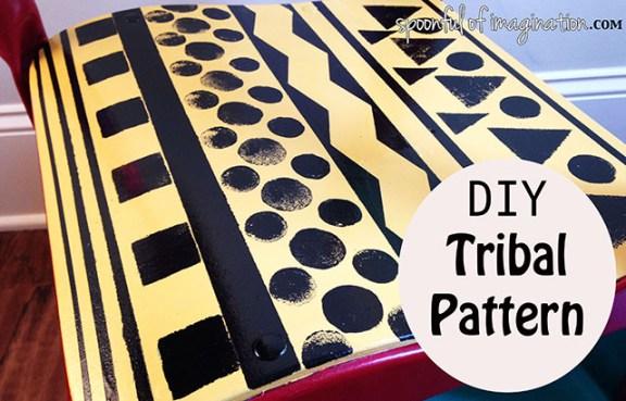 DIY_tribal_pattern