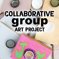 Collaborative Scrap Wood Project