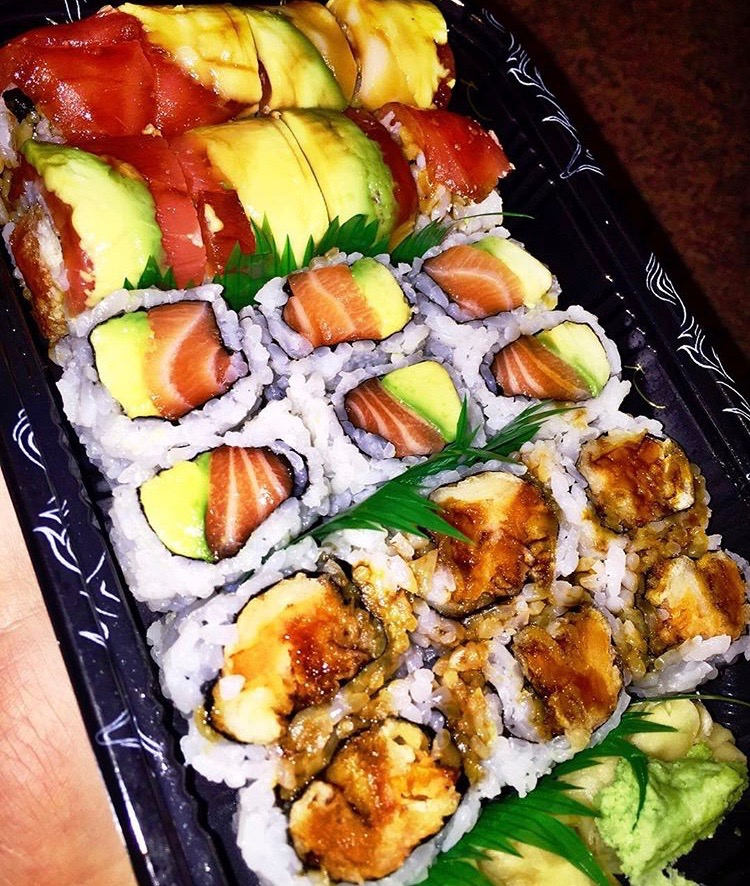 Find Me Sushi Restaurant Nearby