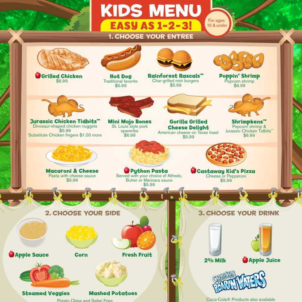 7 Things We Miss About Going To Restaurants As Kids