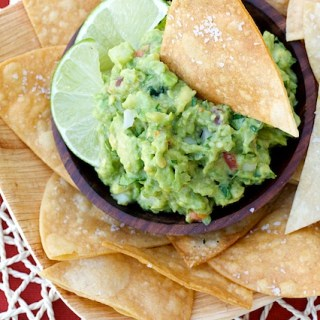 The Three Cardinal Rules of Guacamole, With Two Variations