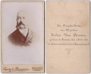 Isidoor Van Damme 1832-1905