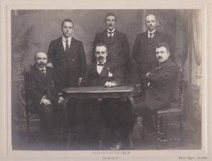 Oorlogsaandenken 1914-1918 Fa. Van Damme 2