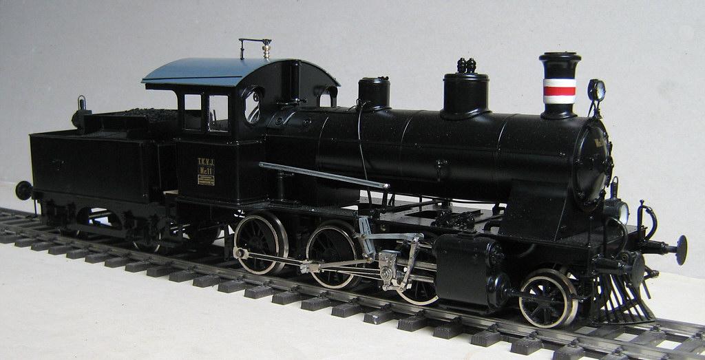TKVJ Nr. 11 - Tikøb Støberi