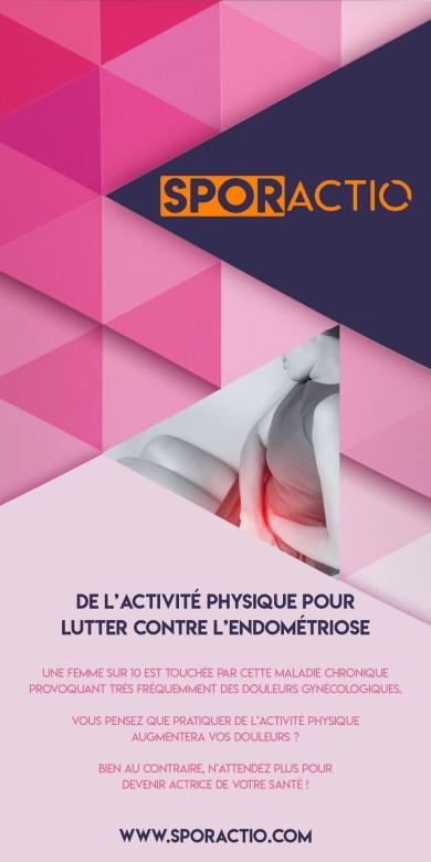 Endométriose plaquette Sporactio