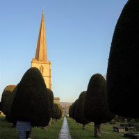 A few hours in Painswick