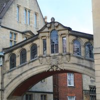 A few hours in Oxford City