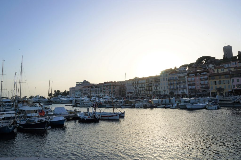 Half day in Cannes, France Review