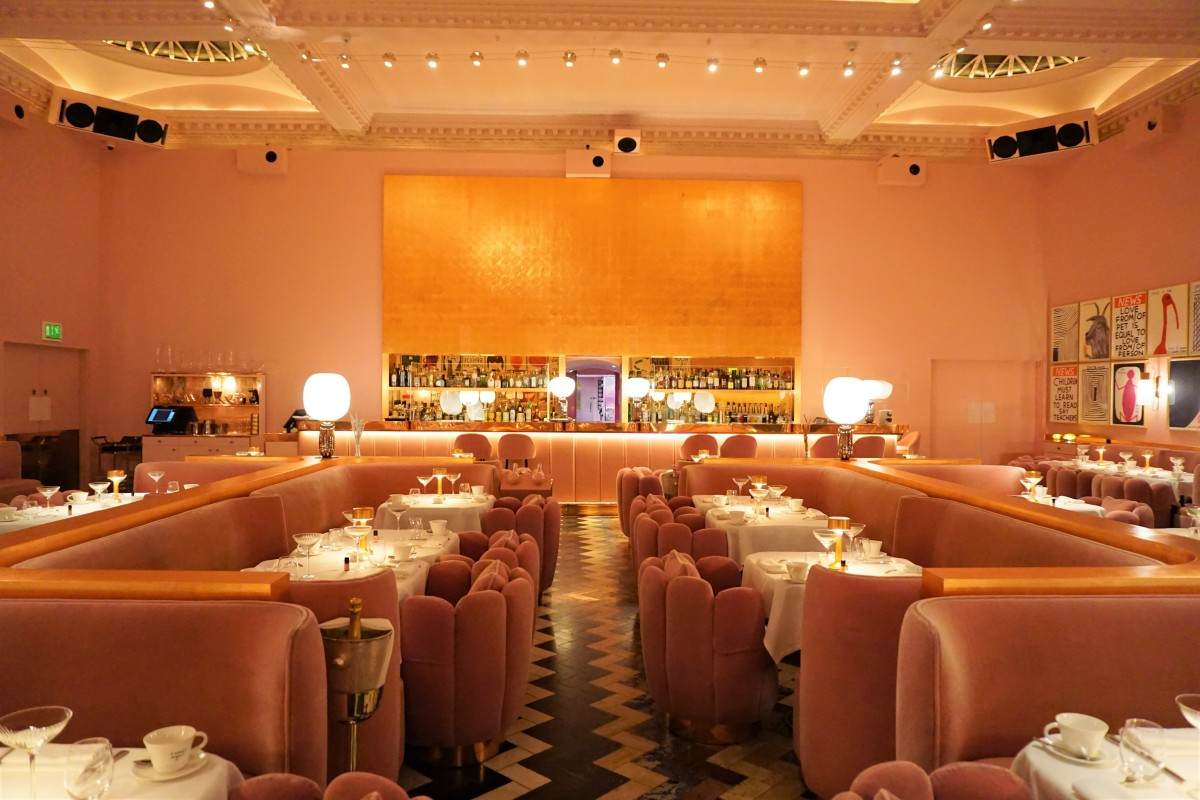 Review: Sketch Afternoon Tea, London