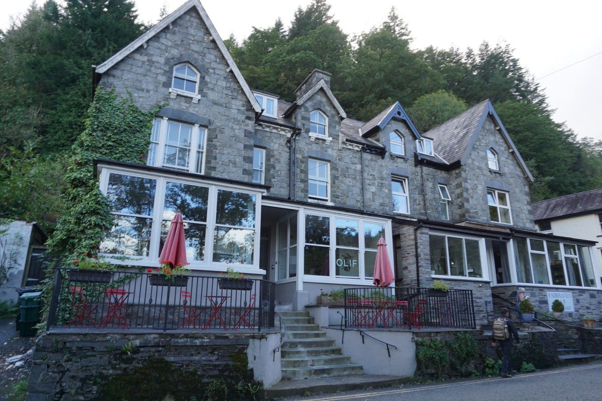 Quick Review: Olif in Betws-Y-Coed, Wales Review