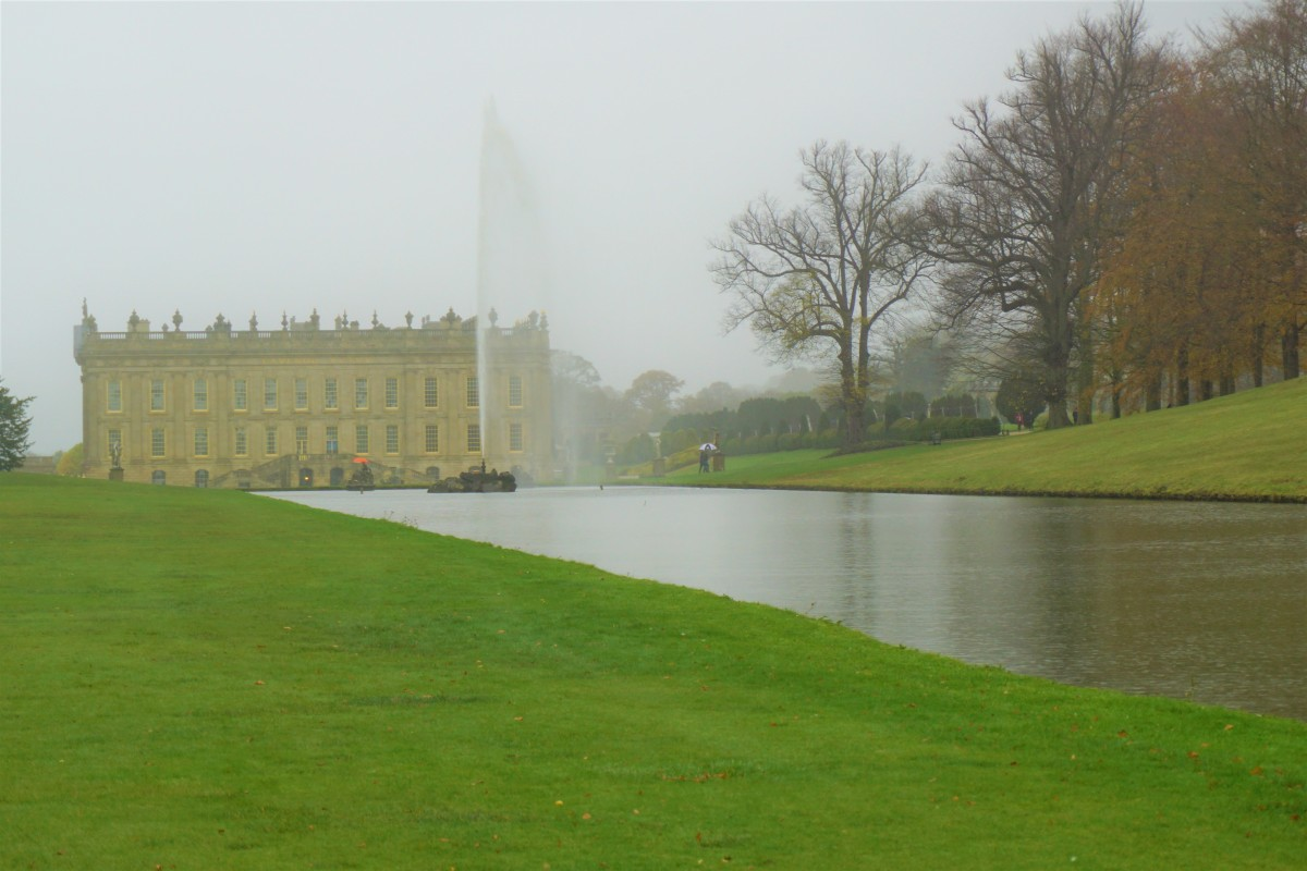 Review: Chatsworth House, Peak District