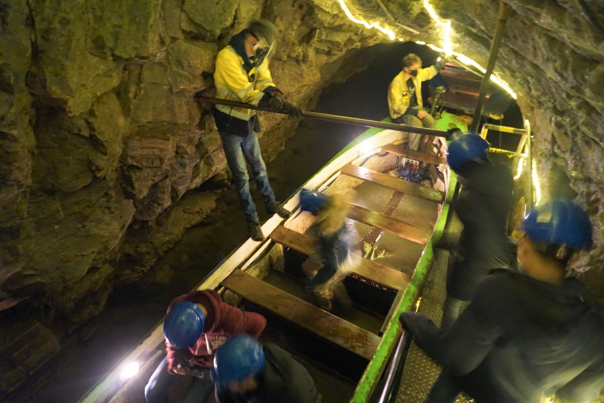 Review: Speedwell Cavern, Peak District Review