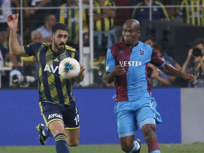 Trabzonspor - Fenerbahçe Derbi