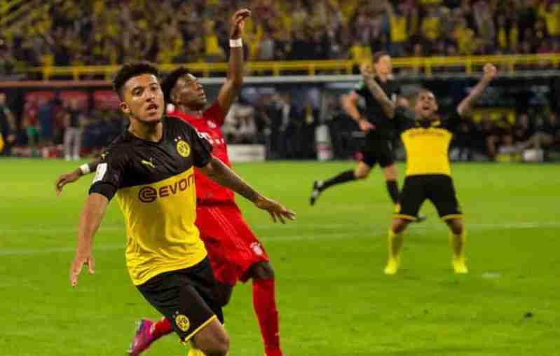 Dortmund-Bayern Münih