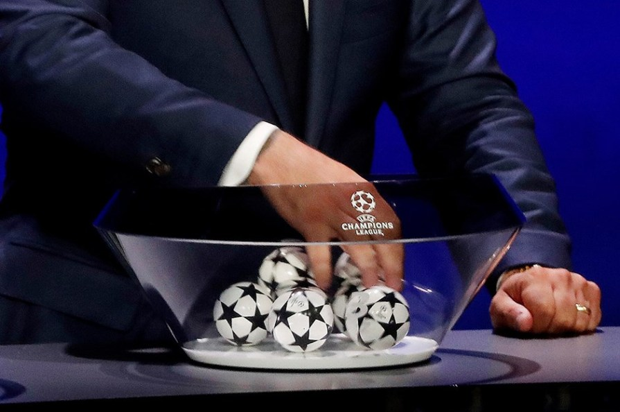 2023 UEFA Şampiyonlar Ligi