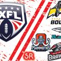 Nickname Wars: FXFL (Fall Experimental Football League)