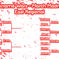 Nickname Wars March Madness: East Regional Third Round (Day 1)