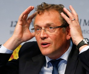 Jerome Valcke Is A Ticket Scalper Just Like You And Not Me