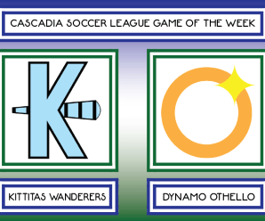 CSL GOTW – Kittitas Wanderers vs Dynamo Othello (Week 3)