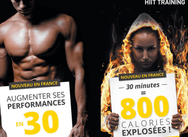 METAFIT HIIT Training