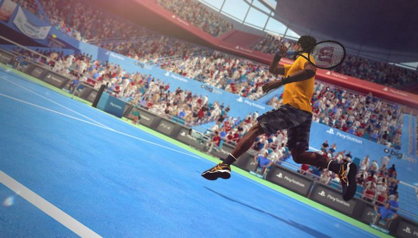 Un tournoi eSport sur Tennis World Tour à Roland Garros