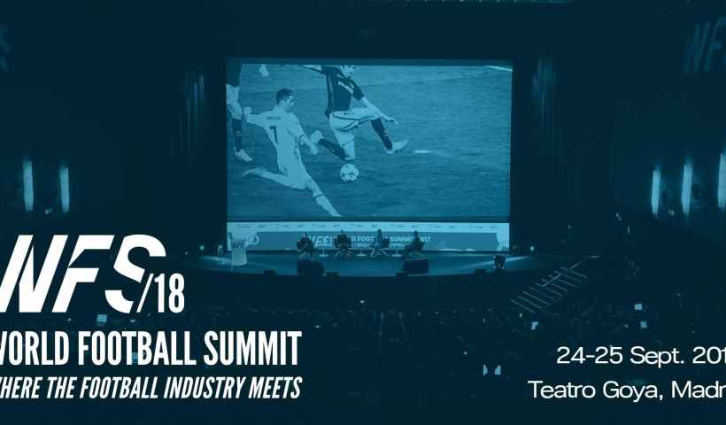 édition 2018 du World Football Summit de Madrid