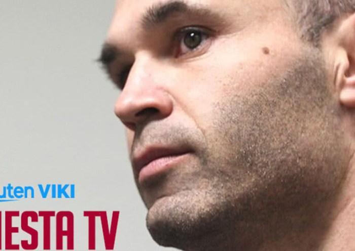 documentaire sur Andrés Iniesta