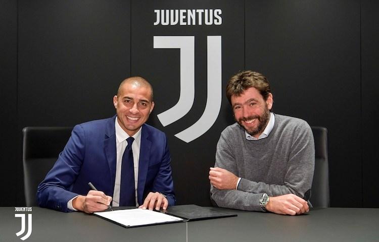 ambassadeur de marque de la Juventus