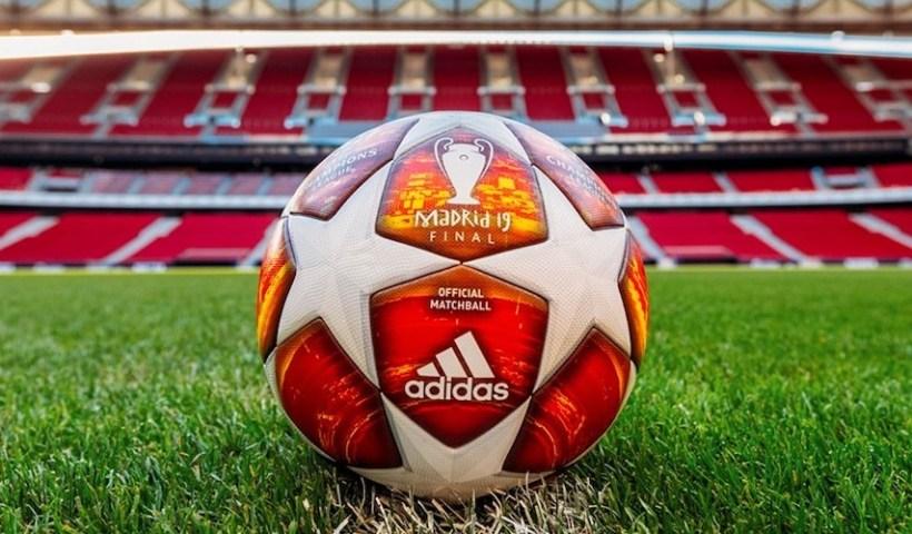ballon de la finale de la Ligue des Champions 2019