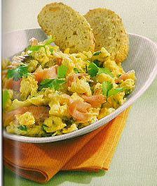 recette cuisine fitness dès le matin au petit déjeuner. Et pourquoi pas commencer la journée avec une recette salée plutôt que sucrée ?