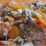 une recette simple et légère de colombo de la mer