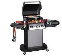 barbecue gaz une cuisson pour perdre du poids