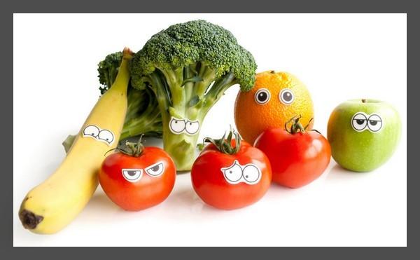 Manger 5 fruits et légumes par jour fait il perdre du poids