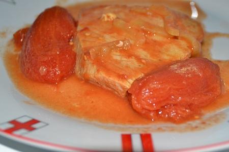 Recette cookeo moulinex : thon à la tomate. Cette recette peut aussi se réaliser sans appareil cookeo de moulinex.