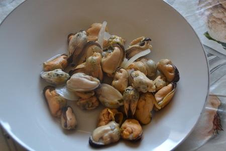 recette cookeo express moules marinières