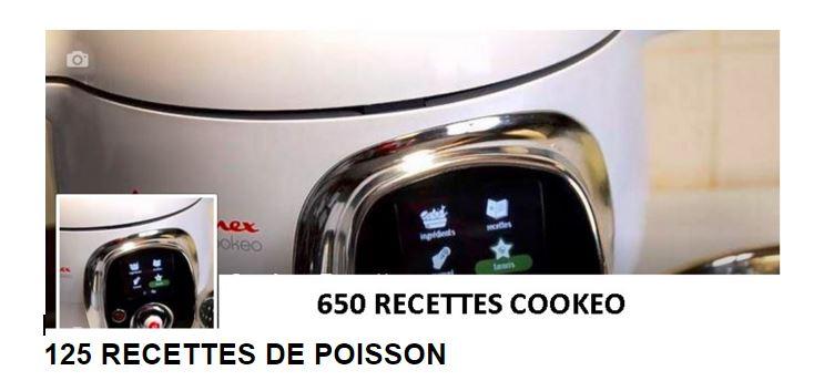 125 Recettes Cookeo De Poissons Le Pdf A Telecharger