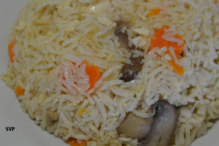 RISOTTO FILET DE SOLE cookeo vidéo