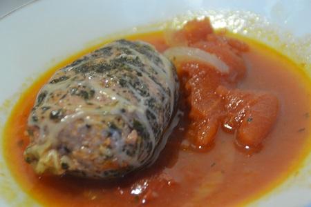 Recette cookeo crépinettes au paprika