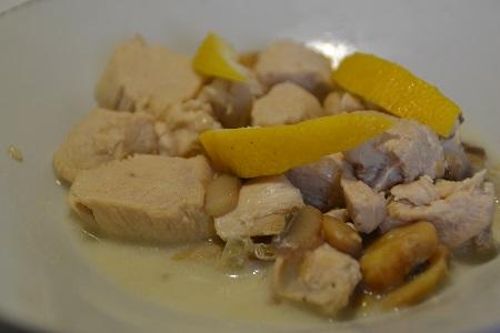 Vidéo cookeo poulet citron weight watchers