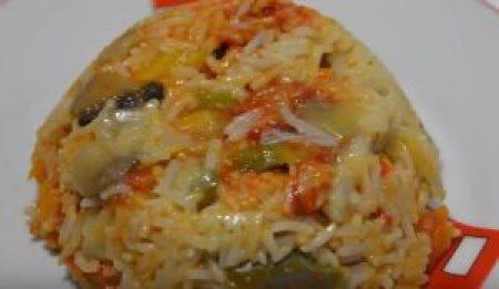 Recette cookeo risotto dés de lotte