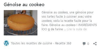 genoise