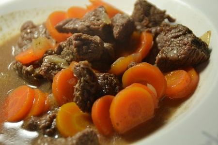 Bœuf sauté aux oignons Recette cookeo