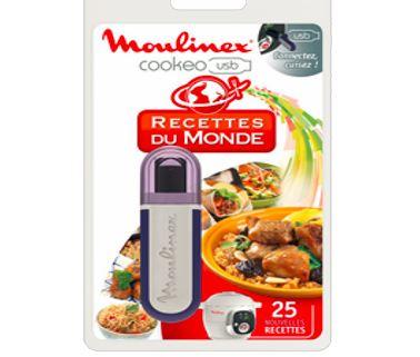 Recettes cookeo USB recettes du monde